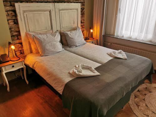 Comfort twin 402 Hotel Heere Raamsdonksveer