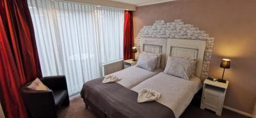 Comfort twin 408 Hotel Heere Raamsdonksveer