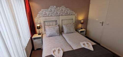 Comfort twin 408 Hotel Heere Raamsdonksveer 2