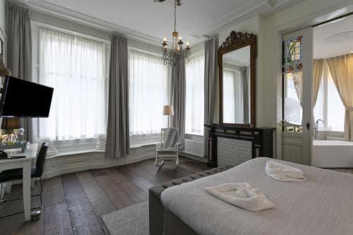 Hotel Heere Raamsdonksveer Geertruidenberg Brabant Kamer 802