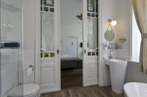 Hotel Heere Raamsdonksveer Geertruidenberg Brabant kamer 802 2 persoonskamer Efteling Biesbosch