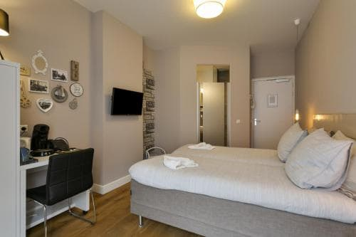 Hotel Heere Raamsdonksveer Geertruidenberg Brabant kamer 805 2 persoonskamer Efteling Biesbosch