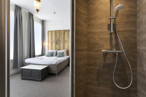 Hotel Heere Raamsdonksveer Geertruidenberg Brabant kamer 807 2 persoonskamer Efteling Biesbosch (2)