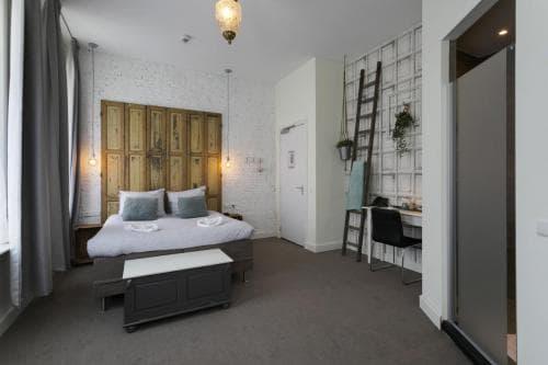 Hotel Heere Raamsdonksveer Geertruidenberg Brabant kamer 807 2 persoonskamer Efteling Biesbosch (5)