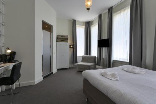 Hotel Heere Raamsdonksveer Geertruidenberg Brabant kamer 807 2 persoonskamer Efteling Biesbosch (6)