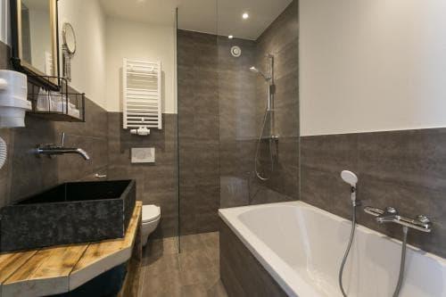 Hotel Heere Raamsdonksveer Geertruidenberg Brabant kamer 808 2 persoonskamer Efteling Biesbosch