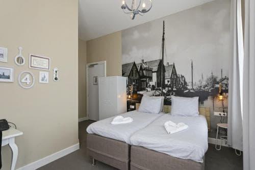 Hotel Heere Raamsdonksveer Geertruidenberg Brabant kamer 808 2 persoonskamer Efteling Biesbosch (2)