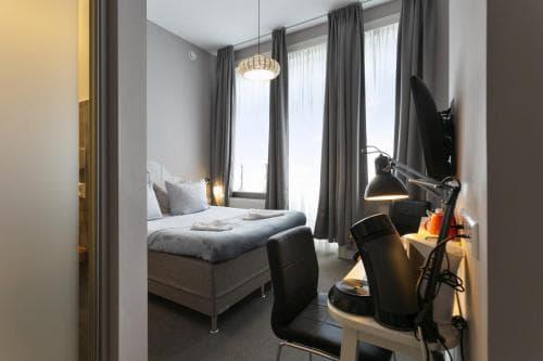 Hotel Heere Raamsdonksveer Geertruidenberg Brabant kamer 809 2 persoonskamer Efteling Biesbosch (3)