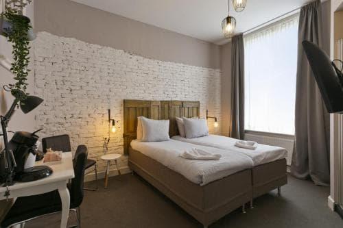 Hotel Heere Raamsdonksveer Geertruidenberg Brabant kamer 811 2 persoonskamer Efteling Biesbosch (5)