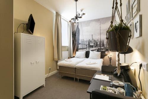 Hotel Heere Raamsdonksveer Geertruidenberg Brabant kamer 812 2 persoonskamer Efteling Biesbosch (4)