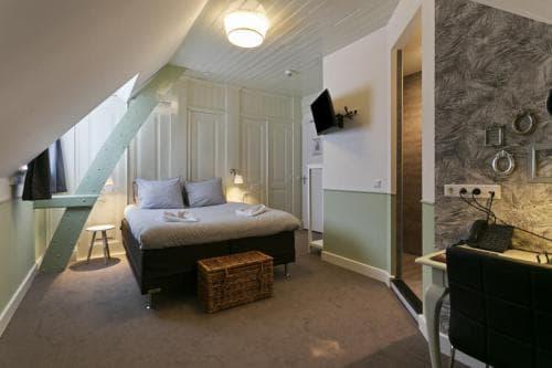 Hotel Heere Raamsdonksveer Geertruidenberg Brabant kamer 814 2 persoonskamer Efteling Biesbosch (3)
