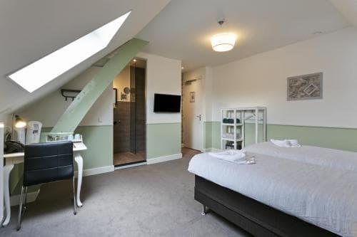 Hotel Heere Raamsdonksveer Geertruidenberg Brabant kamer 815 2 persoonskamer Efteling Biesbosch (3)