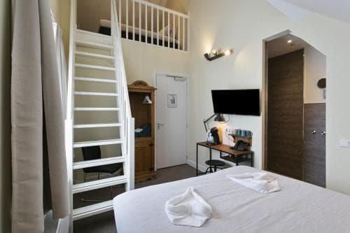Hotel Heere Raamsdonksveer Geertruidenberg Brabant kamer 816 familiekamer Efteling Biesbosch (2)