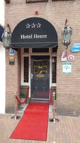Hotel Heere Raamsdonksveer Geertruidenberg ingang Waalwijk Kaatsheuvel Breda gorinchem