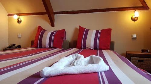 Hotel Heere Raamsdonksveer kamer 6-1