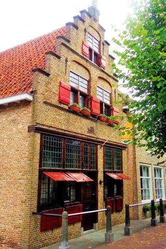 Hotel Heere Raamsdonksveer overnachten in gemeente Geertruidenberg 4