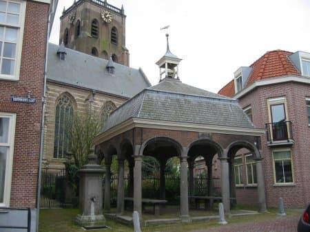 Hotel Heere Raamsdonksveer overnachten in gemeente Geertruidenberg oude visafslag
