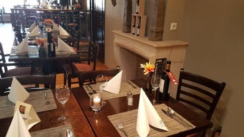 Hotel Heere Raamsdonksveer restaurant Timmy's eethuys  1-10