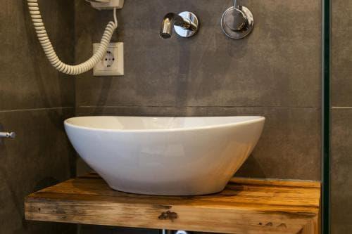 Hotel Heere badkamer Raamsdonksveer Geertruidenberg Brabant Efteling Biesbosch