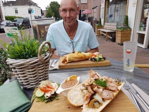 Restaurant Timmy's Eethuys Hotel Heere Raamsdonksveer Geertruidenberg overnachten nabij Kaatsheuvel Efteling lunchen